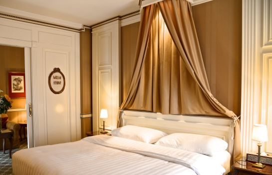 Junior Suite Carlton Lausanne Boutique Hotel