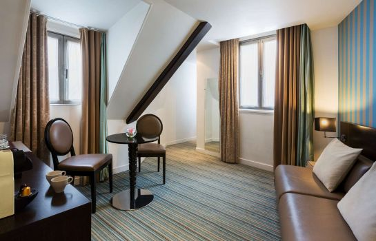 Suite Star Champs Elysees Best Western