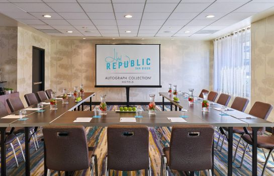 Info Hotel Republic San Diego Autograph Collection