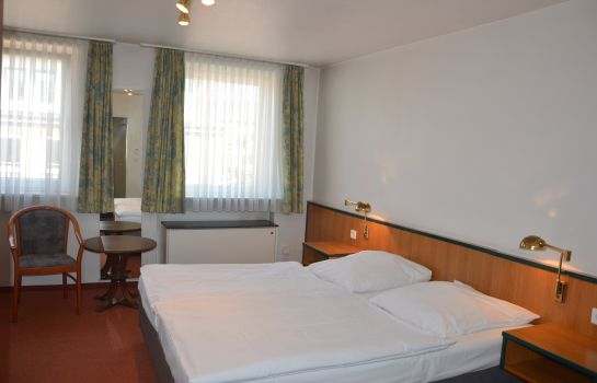 Double room (standard) Centrum Commerz