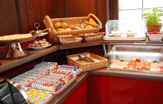 Breakfast buffet Alt Deutz City-Messe-Arena
