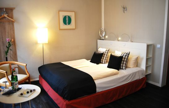Chambre double (standard) Alt Deutz City-Messe-Arena