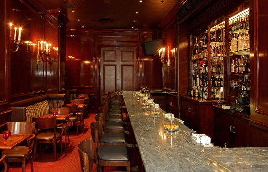 Bar hotelowy PARK LANE HOTEL NEW YORK CON
