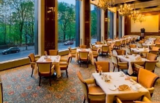 Restaurant PARK LANE HOTEL NEW YORK CON