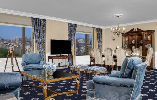 Suite PARK LANE HOTEL NEW YORK CON
