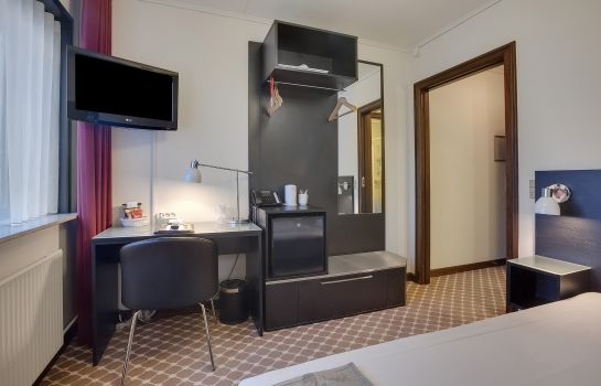 Single room (standard) Best Western Kryb-i-Ly
