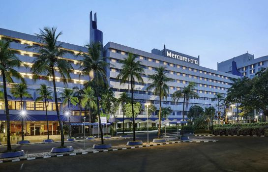 Exterior view Mercure Convention Center Ancol