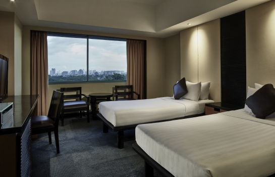 Standard room Mercure Convention Center Ancol