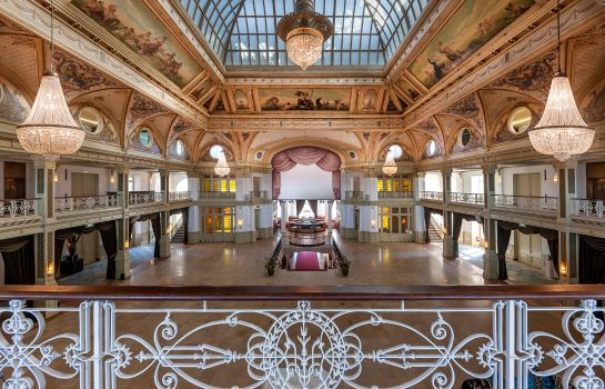 Hotelhalle Grand Hotel Amrath Kurhaus The Hague Scheveningen