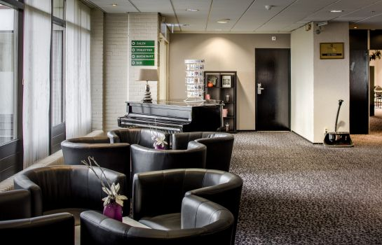 Interior view Hampshire Hotel Churchill Terneuzen