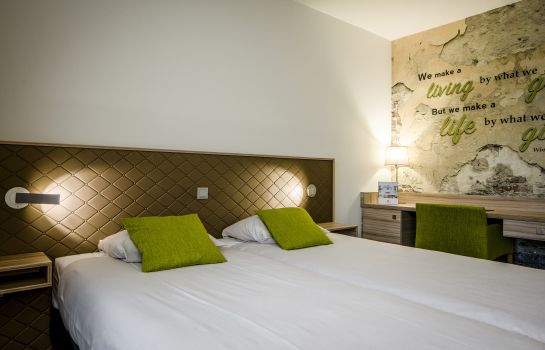 Double room (standard) Hampshire Hotel Churchill Terneuzen