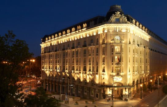 Außenansicht The Westin Palace Madrid