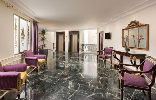Hotelhalle The Westin Palace Madrid