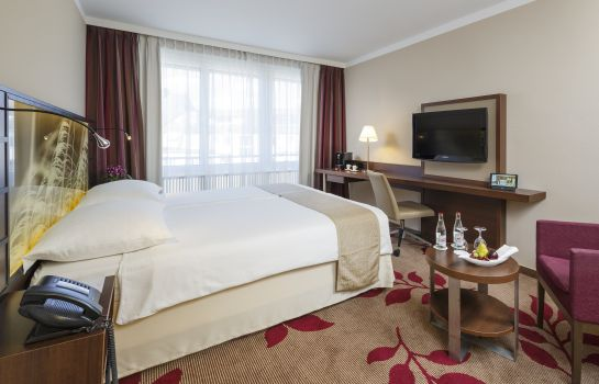 Double room (standard) FIFA Hotel Ascot