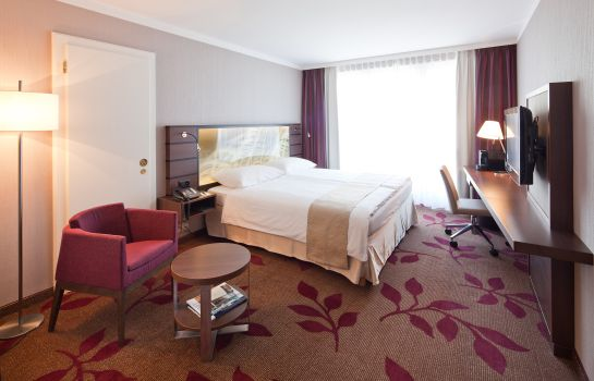 Double room (superior) FIFA Hotel Ascot