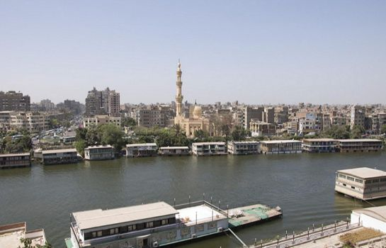 Vista esterna Golden Tulip Flamenco Cairo