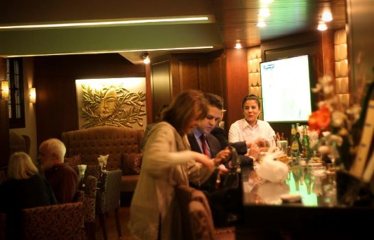Hotel bar Golden Tulip Flamenco Cairo