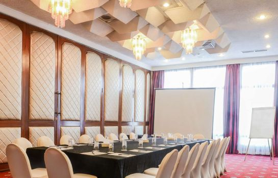 Sala congressi Golden Tulip Flamenco Cairo