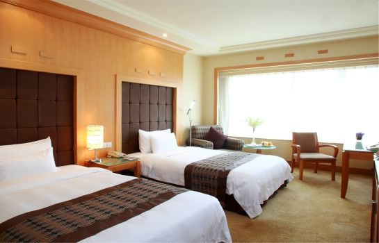 Room Crowne Plaza SHANGHAI