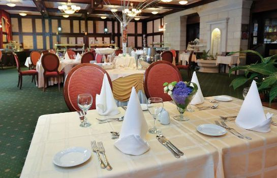 Restaurant Danubius Grand Margitsziget