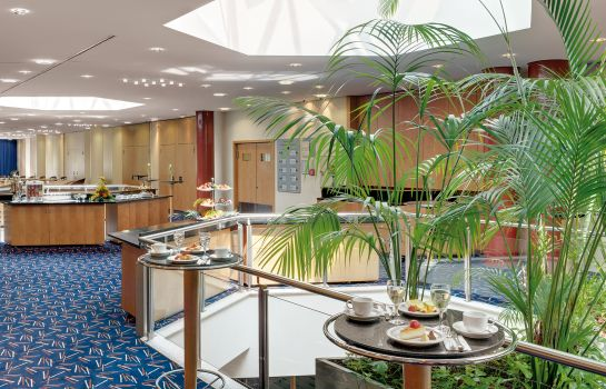 Tagungs-Foyer Dorint Kongresshotel Chemnitz