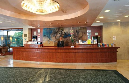 Hotelhalle Danubius Health Spa Resort Margitsziget
