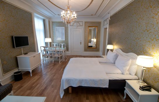 Suite junior Grand Hotel Terminus