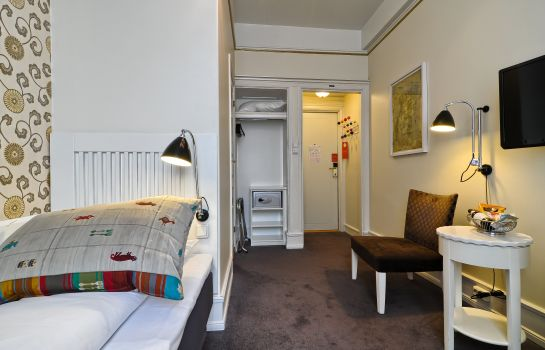 Single room (standard) Grand Hotel Terminus