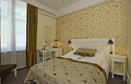 Double room (standard) Grand Hotel Terminus