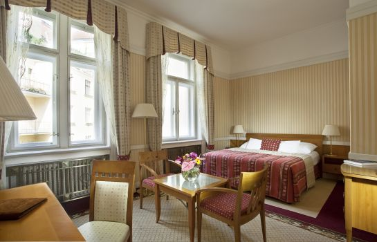 Suite Junior Hotel Paris Prague