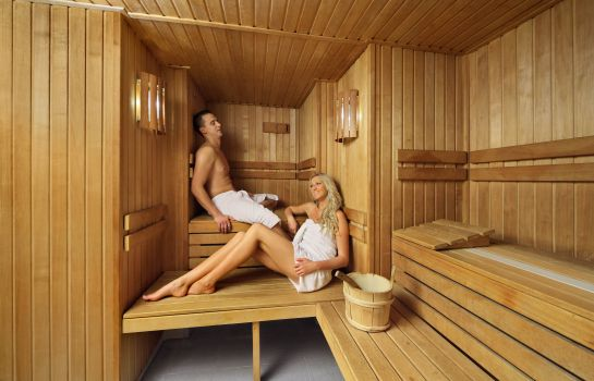 Sauna Hotel Paris Prague