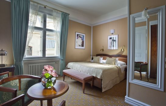 Chambre double (standard) Hotel Paris Prague