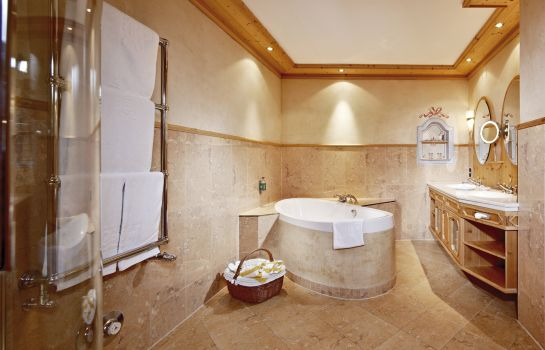 Junior Suite Relais & Chateaux Hotel Jagdhof