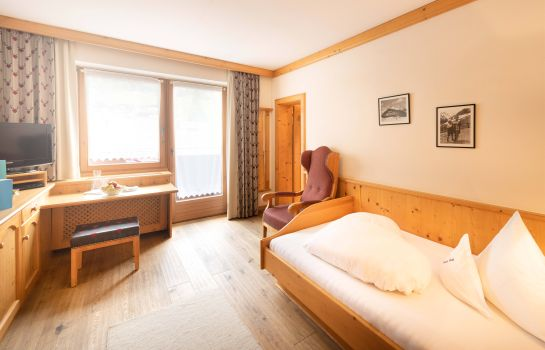 Chambre individuelle (standard) Relais & Chateaux Hotel Jagdhof