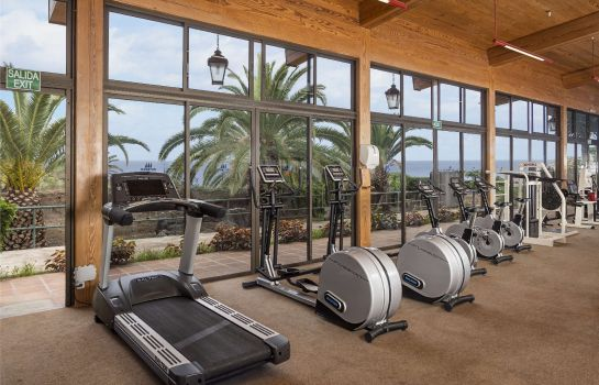 Sports facilities Maritim Hotel Tenerife