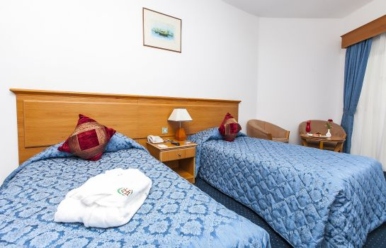 Chambre double (standard) Beach Hotel