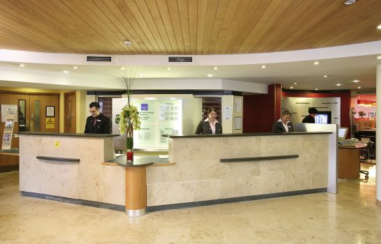Reception Novotel Birmingham Airport