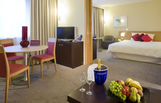 Double room (superior) Novotel Birmingham Airport