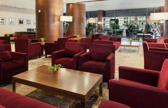Hotelhalle Doubletree by Hilton Kosice