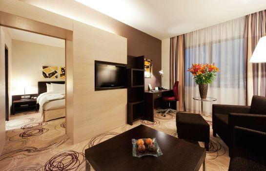 Zimmer Doubletree by Hilton Kosice