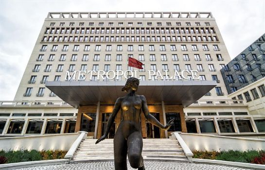 Exterior view Belgrade  a Luxury Collection Hotel Metropol Palace
