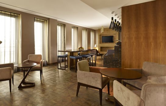 Hotel bar Belgrade  a Luxury Collection Hotel Metropol Palace