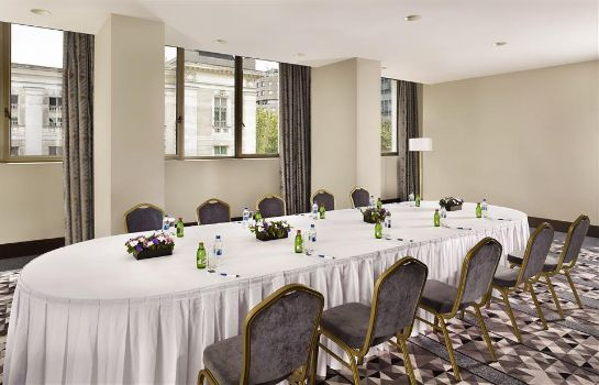 Conference room Belgrade  a Luxury Collection Hotel Metropol Palace