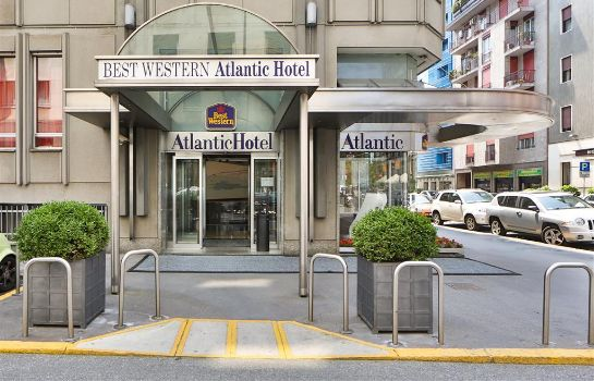 Exterior view C-Hotels Atlantic