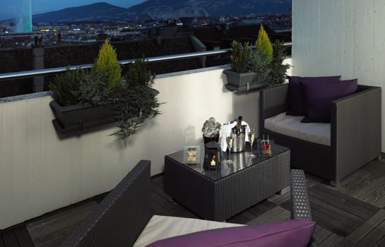 Junior Suite Auteuil Manotel