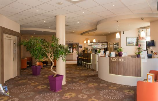 Reception Brit Hotel Tours Sud – Le Cheops