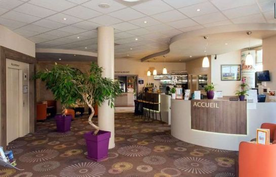 Hall Brit Hotel Tours Sud – Le Cheops