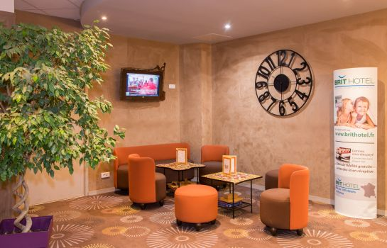 Interior view Brit Hotel Tours Sud – Le Cheops