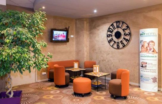 Conference room Brit Hotel Tours Sud – Le Cheops