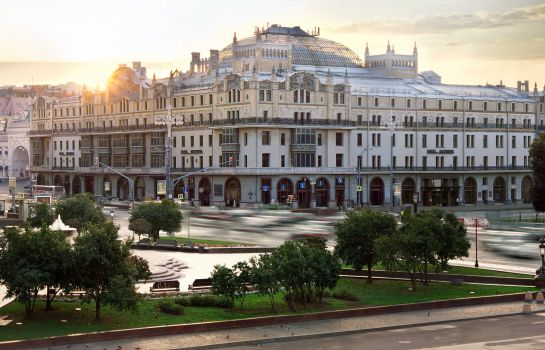 Exterior view Metropol Moscow Historical Hotel